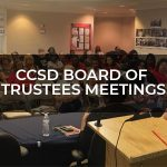 CCSD Board of Trustees – Work Session Meeting