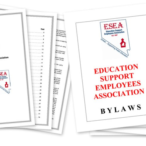 ESEA Contract & Bylaws