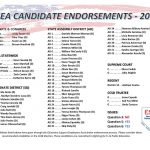 ESEA Candidate Endorsements – 2018