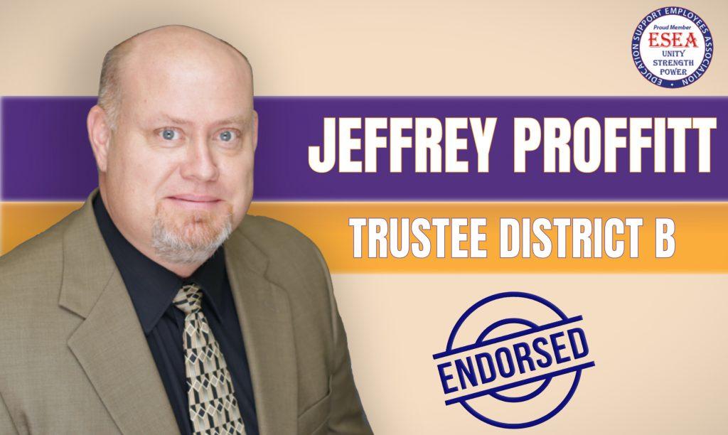 Jeffrey Proffitt for CCSD Trustee District B