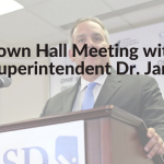Town Hall Meeting w/ Dr. Jara